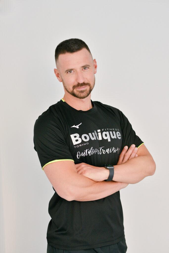 lorenzo maresca personal trainer torino